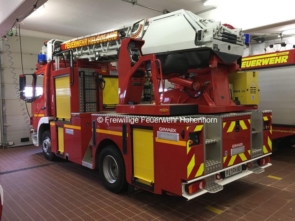 Feuerwehr Helgoland