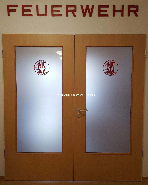 Tür Schulungsraum